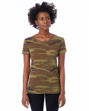 01940E1 Alternative Ladies' Ideal Eco-Jersey™ T-Shirt
