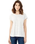 02829DA Alternative Ladies' Eco Nep Jersey Triblend Harbor Fashion T-Shirt