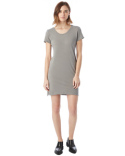 02837C1 Alternative Ladies' Garment-Dyed Cotton Legacy T-Shirt Fashion Dress