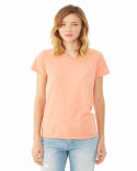 04135C1 Alternative Ladies' Garment-Dyed Cotton Vintage Fashion T-Shirt