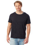 04850C1 Alternative Men's Garment-Dyed Cotton Distressed Heritage Fashion T-Shirt