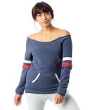 09583F2 Alternative Ladies' Maniac Eco-Fleece Sport Sweatshirt