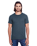 101A Threadfast Men's Slub Jersey Short-Sleeve T-Shirt
