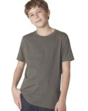 3310 Next Level Boys' Premium Short-Sleeve Crew Tee
