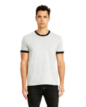 3604 Next Level Unisex Ringer T-Shirt
