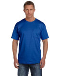 3931P Fruit of the Loom 8.3 oz./lin. yd., 100% Heavy Cotton HD® Pocket T-Shirt