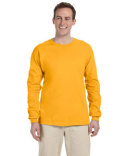 4930 Fruit of the Loom 8.3 oz./lin. yd., 100% Heavy Cotton HD® Long-Sleeve T-Shirt