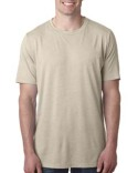 6200 Next Level Men's Poly/Cotton Short-Sleeve Crew Tee