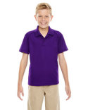 65108 Ash City - Extreme Youth Eperformance™ Shield Snag Protection Short-Sleeve Polo