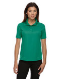 75055 Ash City - Extreme Eperformance™ Ladies' Jacquard Piqué Polo