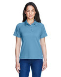 75056 Ash City - Extreme Eperformance™ Ladies' Ottoman Textured Polo