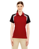 75065 Ash City - Extreme Edry® Ladies' Colourblock Polo