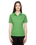 75107 Ash City - Extreme Eperformance™ Ladies' Velocity Snag Protection Colourblock Polo with Piping