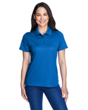 75108 Ash City - Extreme Eperformance™ Ladies' Shield Snag Protection Short-Sleeve Polo