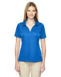 75118 Extreme Ladies' Eperformance™ Propel Interlock Polo with Contrast Tape