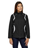 78167 Ash City - North End Ladies' Venture Lightweight Mini Ottoman Jacket