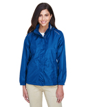 78185 Core 365 Ladies' Climate Seam-Sealed Lightweight Variegated Ripstop Jacket