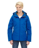 78197 Ash City - North End Linear Insulated Jacket with Print