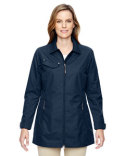 78218 Ash City - North End Ladies' Excursion Ambassador Lightweight Jacket with Fold Down Collar
