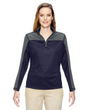 78220 North End Ladies' Excursion Circuit Performance Quarter-Zip