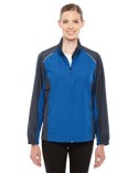 78223 Core 365 Ladies' Stratus Colorblock Lightweight Jacket