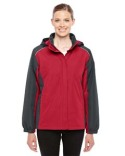 78225 Core 365 Ladies' Inspire Colorblock All-Season Jacket