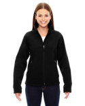 78604 Ash City - North End Ladies' Three-Layer Light Bonded Soft Shell Jacket