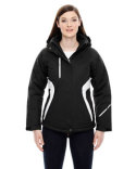 78664 Ash City - North End Ladies' Apex Seam-Sealed Insulated Jacket