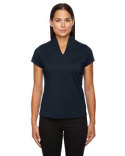 78687 Ash City - North End Sport Blue Weekend Cotton Blend UTK cool.logik™ Performance Polo