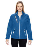 78694 Ash City - North End Frequency Lightweight Mélange Jacket