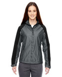 78695 Ash City - North End Sport Blue Borough Lightweight Jacket with Laser Perforation
