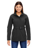 78801 Ash City - North End Skyscape Three-Layer Textured Two-Tone Soft Shell Jacket