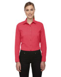 78802 Ash City - North End Ladies' Mélange Performance Shirt