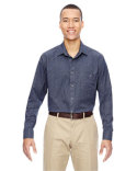 87045 Ash City - North End Excursion Utility Two-Tone Performance Shirt