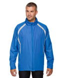 88168 Ash City - North End Men's Sirius Lightweight Jacket with Embossed Print