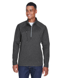 88175 North End Adult Catalyst Performance Fleece Quarter-Zip