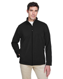 88184T Core 365 Men's Tall Cruise Two-Layer Fleece Bonded Soft Shell Jacket