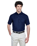 88194T Core 365 Men's Tall Optimum Short-Sleeve Twill Shirt