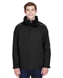 88205T Core 365 Men's Tall Region 3-in-1 Jacket with Fleece Liner