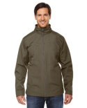 88212 Ash City - North End Forecast Three-Layer Light Bonded Travel Soft Shell Jacket