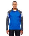 88214 Ash City - North End Men's Quick Performance Interlock Quarter-Zip