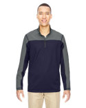 88220 Ash City - North End Men's Excursion Circuit Performance Quarter-Zip