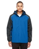 88225 Core 365 Men's Inspire Colorblock All-Season Jacket