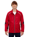 88654 Ash City - North End Sport Red Dynamo Three-Layer Lightweight Bonded Performance Hybrid Jacket