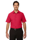88675 Ash City - North End Sport Red Charge Recycled Polyester Performance Short-Sleeve Shirt