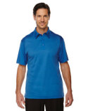 88676 Ash City - North End Men's Symmetry UTK cool?logik™ Coffee Performance Polo