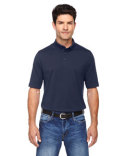 88687 Ash City - North End Sport Blue Weekend Cotton Blend UTK cool.logik™ Performance Polo