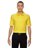 88691 Ash City - North End Men's Reflex UTK Cool Logik™ Performance Embossed Print Polo