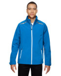 88693 Ash City - North End Men's Excursion Soft Shell Jacket with Laser Stitch Accents