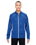 88806 Ash City - North End Men's Cadence Interactive Two-Tone Brush Back Jacket